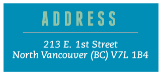 Address | 213 E. 1st Street, North Vancouver (BC) V7L 1B4