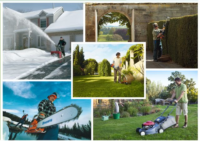 We Service All Types of Small Engines! | Snow blower, hedge trimmer, weed wacker, chainsaw, lawn mower